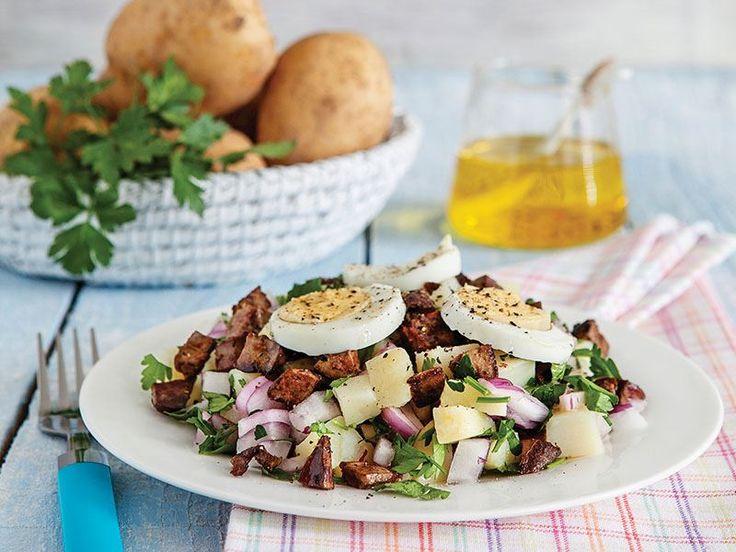 Rumeli Salatası Tarifi - Lezzet