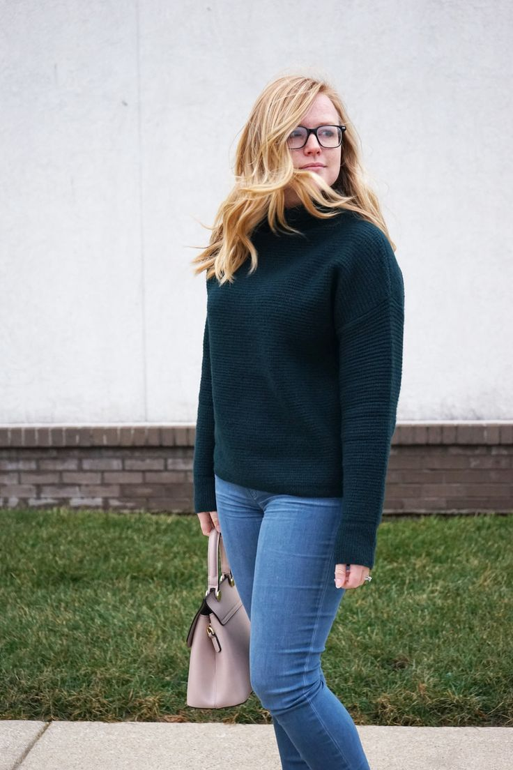 The best turtleneck for under $50! - Maggie a la Mode