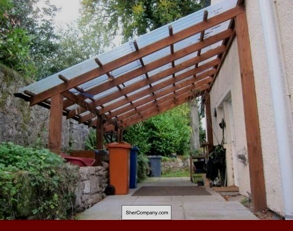 Pin On White Pergola