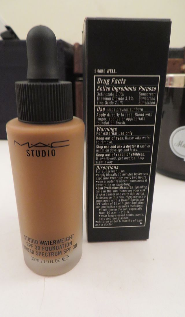 MAC Studio Waterweight Foundation Review: Holy Grail? | TazhiLuxe | Bloglovin'