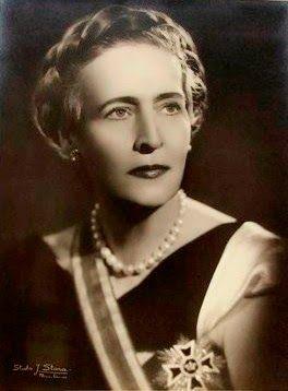 H.M. Queen Elisabeth of The Hellenes, née Princess of Romania (1894-1956)