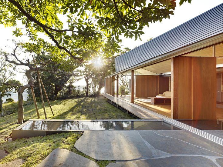 American architect Rick Joy reflects on the work of 2015 Gold Medallist Peter Stutchbury.