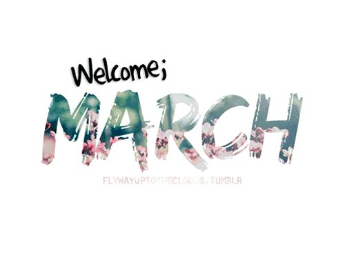 We take a look back at February and a look forward to March! See our favorite things on Hello/Goodbye!