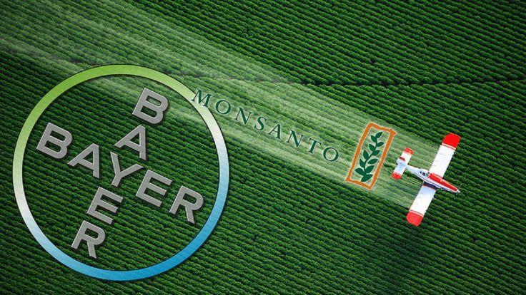 Η ΑΠΟΚΑΛΥΨΗ ΤΟΥ ΕΝΑΤΟΥ ΚΥΜΑΤΟΣ: Η Monsanto είπε το «ναι» στη Bayer – Έρχονται τα…