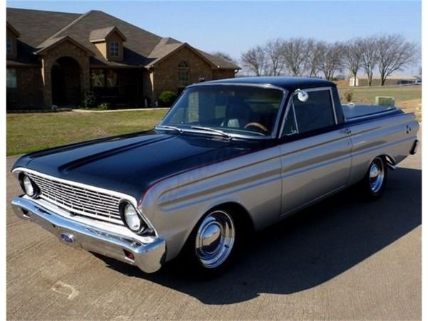 1964 Ford Ranchero For Sale In 2020 1964 Ford Ford 1964 Ford Falcon