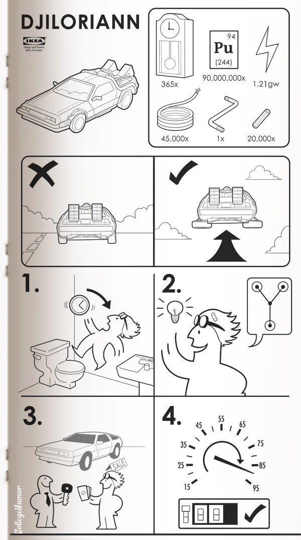 IKEA DJILORIANN - CollegeHumor