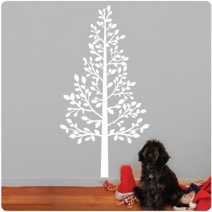 Delicate Tree from The Wall Sticker Company.