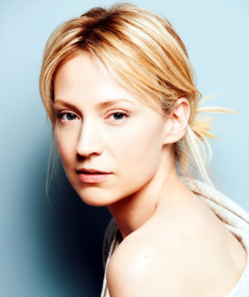 Beth Riesgraf.  She is perfect as Parker.