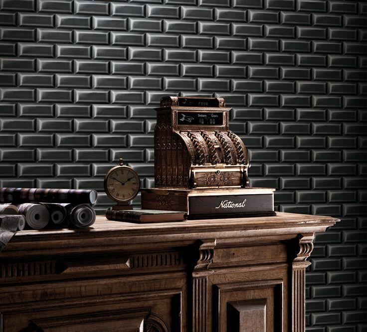 45 best koziel papiers peints images on pinterest wall for Papier peint trompe loeil