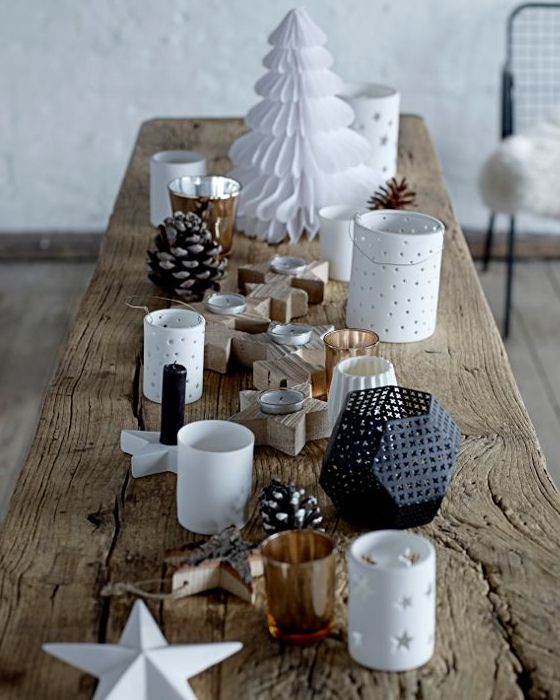 Make it Modern - LWCD -I'm dreaming of a Nordic Christmas - The Family Love Tree