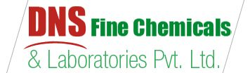 DNS Fine Chemicals and Laboratory Pvt Ltd, Is a well known chemical company in India. Leading Manufacturers and suppliers of chemicals for different industries such as pharmaceutical, laboratory and research, food and beverages.