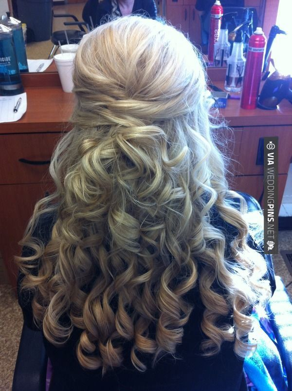 The hair I'm doing for my aunts wedding:) @Kayla Barkett Barkett Barkett <3 @Megan Ward Ward Ward Howard @Katie Schmeltzer Schmeltzer Schmeltzer Craig