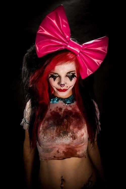 maquillajes para halloween terror horror y miedo