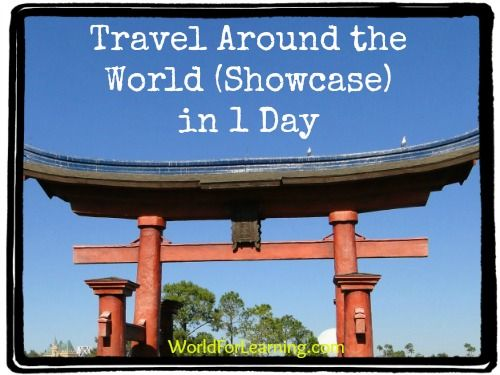 Travel Around the World Showcase in 1 Day -Around the World in 80 Days Book Study & Activities @Education Possible