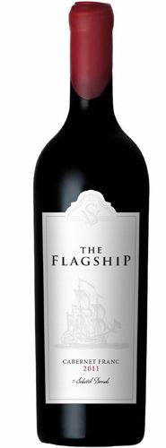 The Flagship - Cabernet Franc This is really a 'flagship' product of Stellenbosch Vineyards. Something special.