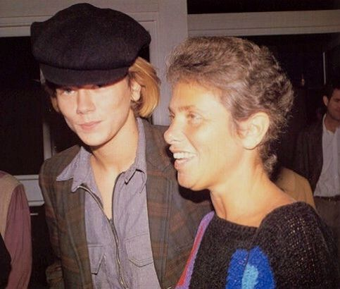 Arlyn Phoenix's labor lasted three days and... - River Phoenix Adoration
