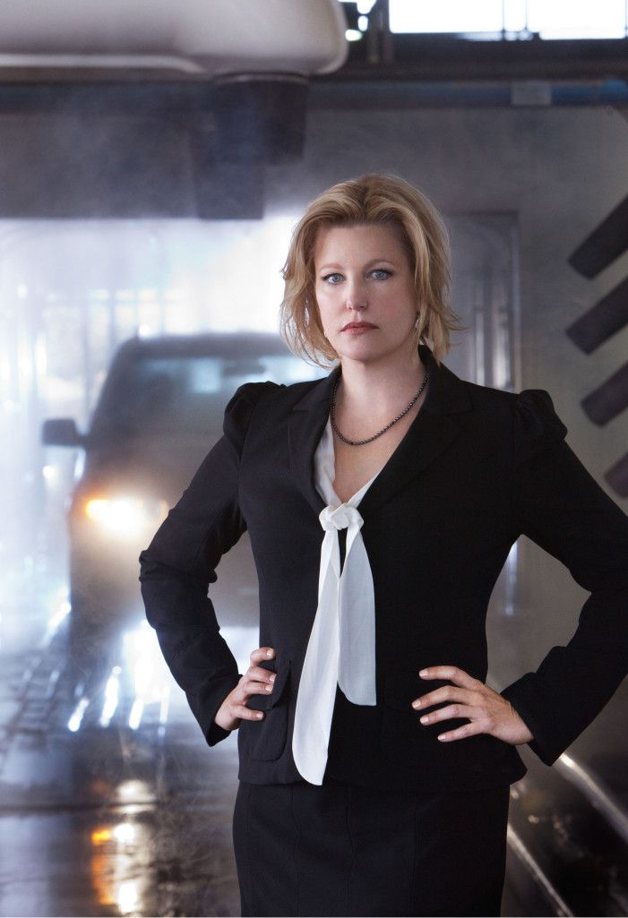 "Anna Gunn as Skyler White in ""Breaking Bad"""