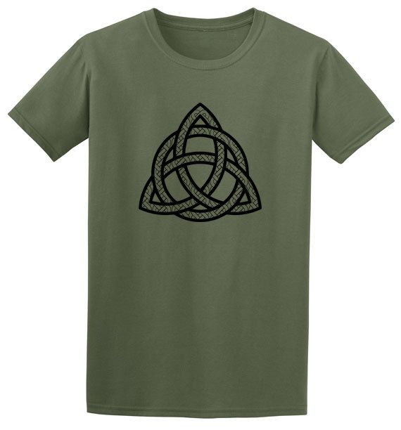 Hey, I found this really awesome Etsy listing at https://www.etsy.com/listing/222422746/celtic-knot-tshirt-music-festival