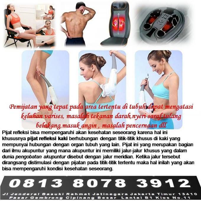 Magic Massager 8 in 1 Blueidea BLD-999 Alat Pijat Getar Google Alert - Instagram