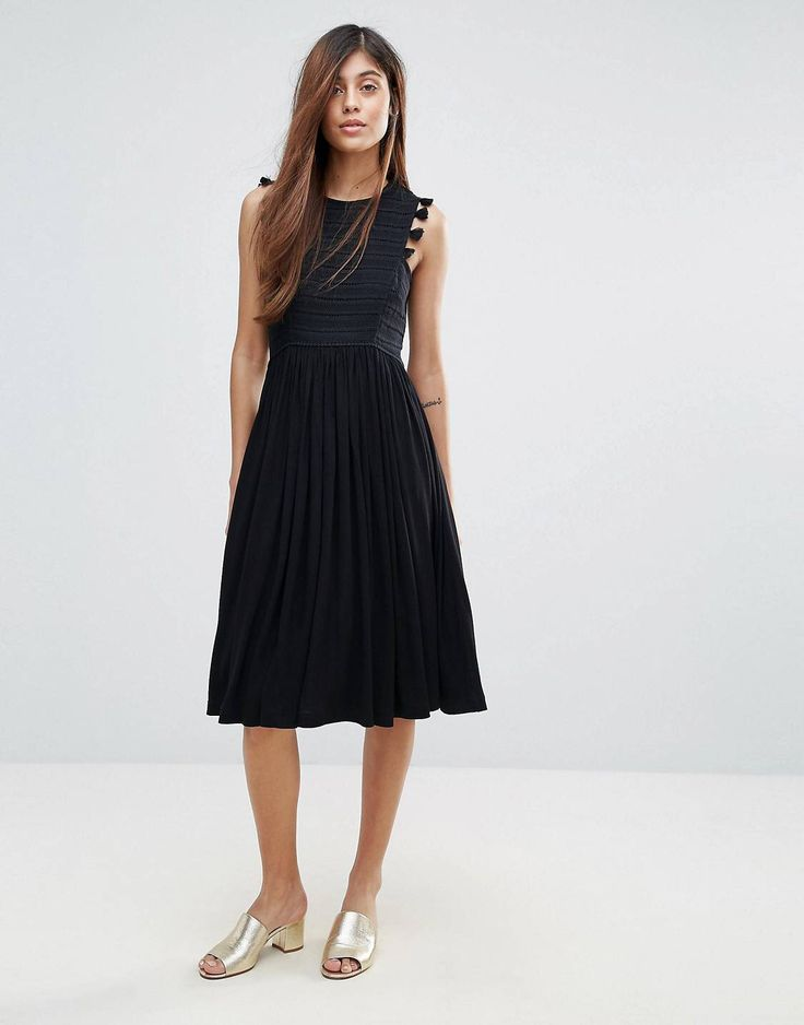 Whistles dress