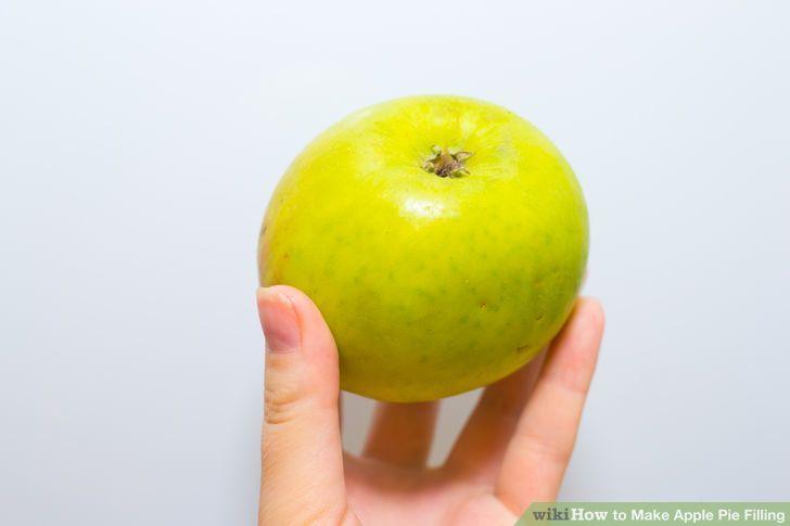 Image titled Make Apple Pie Filling Step 1