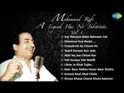 ▶ Best of Mohammad Rafi Songs Vol 1 | Mohd. Rafi Top 10 Hit Songs | Old Hindi Songs - YouTube