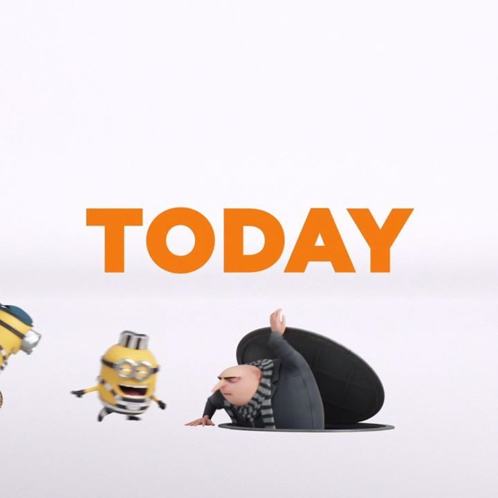 Despicable Me 3 is NOW PLAYING. Get tickets now: unvrs.al/DM3-Tix #minions  #minionsworld #banana #minionslove  #minionsmovie #minionsrule #minionscake #minionsstyle  #minionsparty  #minionmovie #minionmoments