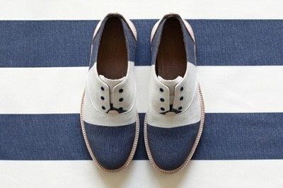 ==Fashion Shoes, Men Style, Spring Collection, Men Footwear, Men Shoes, Girls Fashion, Thorocraft Spring, Stripes, Spring 2013
