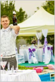 hire a flair bartender