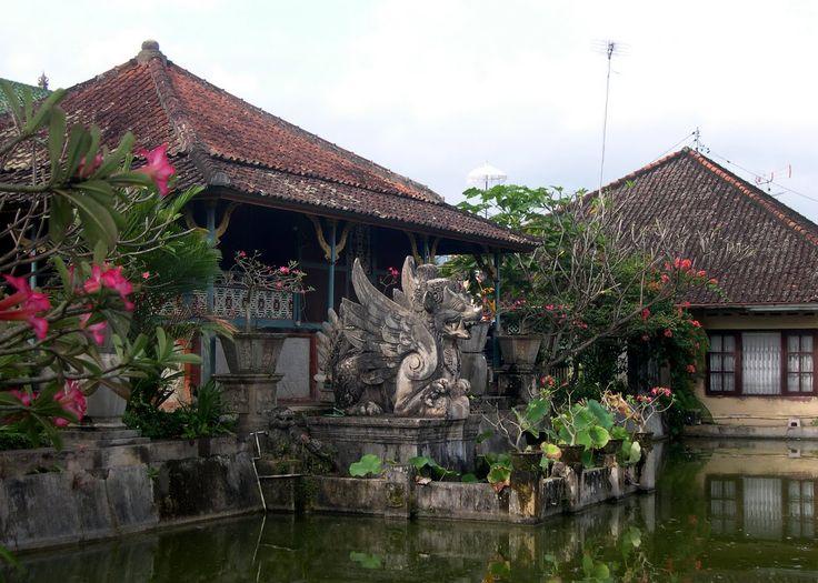 Karangasem Palace