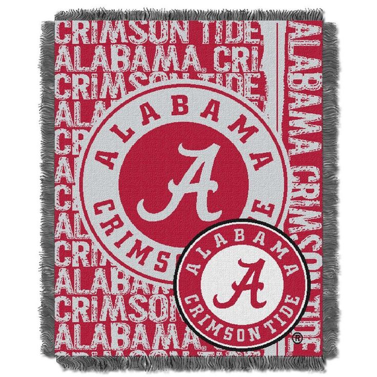 OneStopFanShop - Alabama Crimson Tide Bama Bed Throw Blanket Bedding 48 x 60, $44.95 (https://www.onestopfanshop.com/college/alabama-crimson-tide/alabama-crimson-tide-bama-bed-throw-blanket-bedding-48-x-60/)