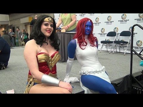 3D Streaming - Portland Comic Con 2014 3D by @Edward Commons Mitchell