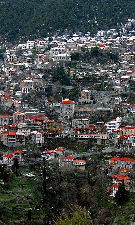 Lagadia, Arcadia (Peloponnese), Greece | by dim