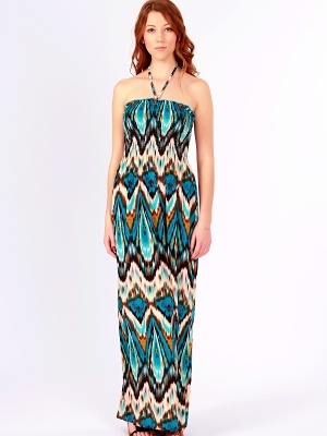 BRAVE SOUL Maxi šaty