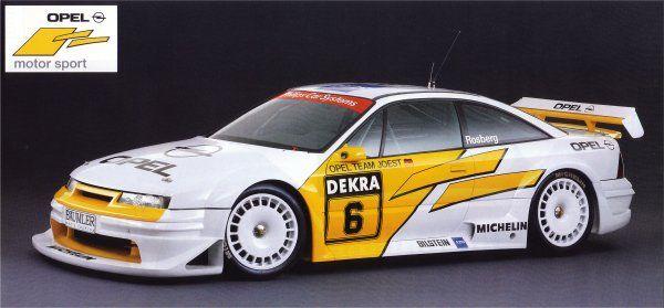 <--- Der Opel Calibra ---> Das Sport Coupé