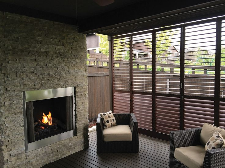 Multi Fold Aluminum Shutters Are A Perfect Option For