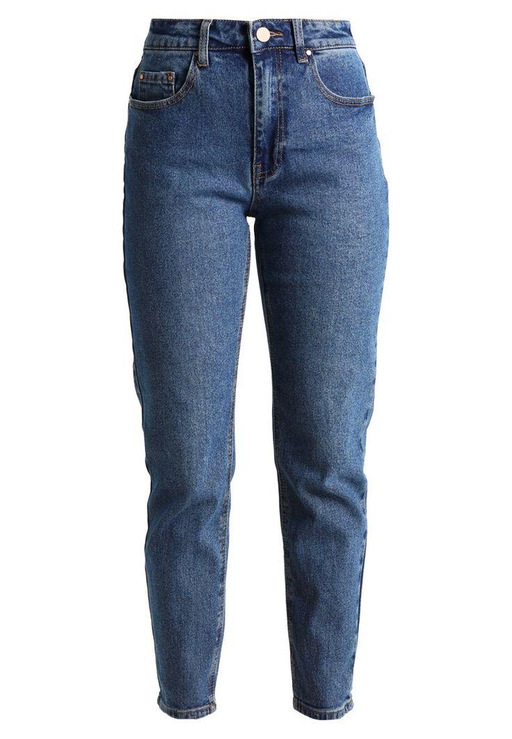 Lost Ink Petite CHILL MOM ANKLE GRAZER  - Jeans Relaxed Fit - mid denim für 44,95 € (02.03.18) versandkostenfrei bei Zalando bestellen.