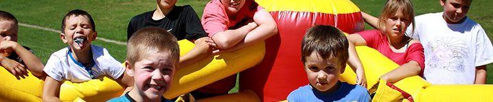 3x3m Bouncy Castle Hire Auckland   0800 424 438   Hire Red Jumpy Castle /