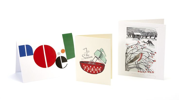 Need a cool artsy Holiday Card? Stop by the Shop at AGH and the AGH Annex for all the best designed cards! #shopatagh #aghannex