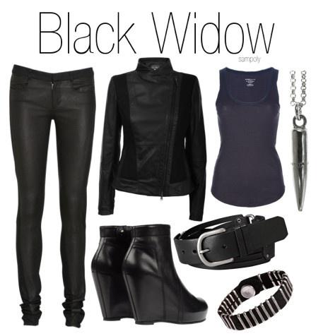 Avengers Style: Black Widow