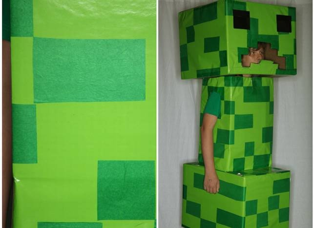 7 best For The Boys images on Pinterest Minecraft costumes - minecraft halloween costume ideas