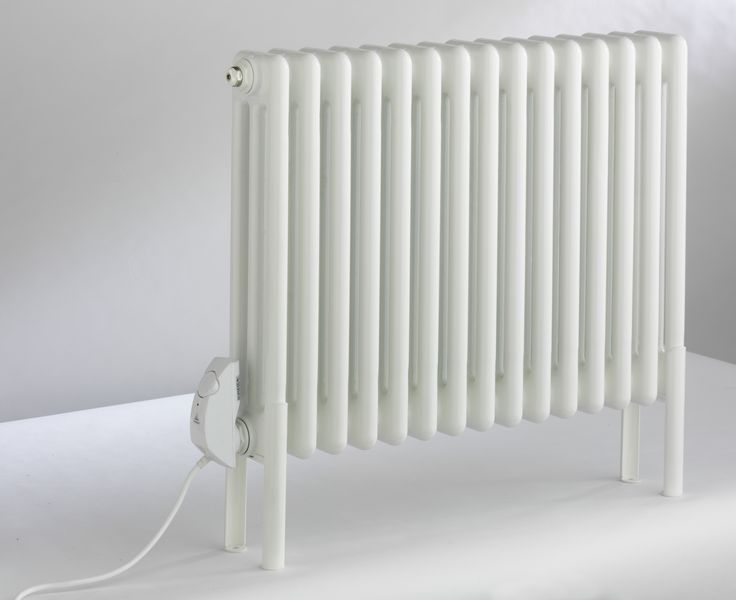 Designer Electric Wall Heaters free shipping eco art 450w white electric wall heaters home ir heating solutions Electric Column Radiators Now Thats Flexible
