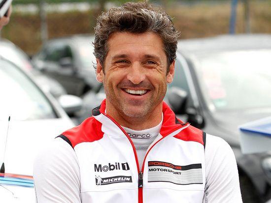 Patrick Dempsey Racing Porsche | Patrick Dempsey to Continue Racing with Porsche Team in 2015 ...