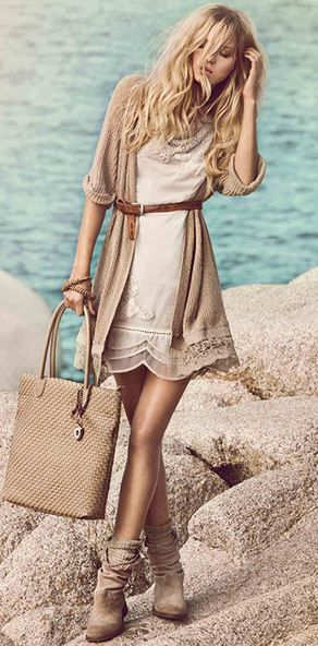 San Remo - Street Style - better at the beach !  http://HotWomensClothes.com