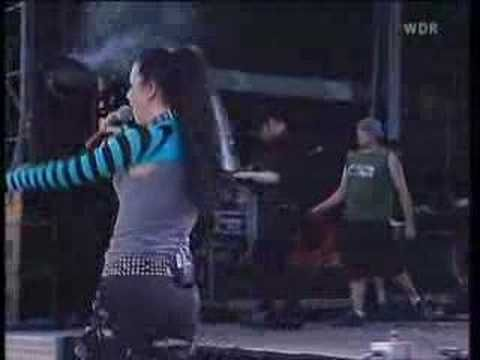 Evanescence - Haunted live