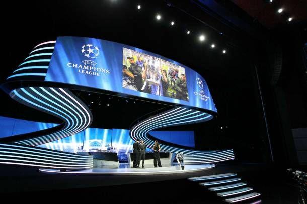 El sorteo de la previa de la UEFA Champions League, así lo vivimos