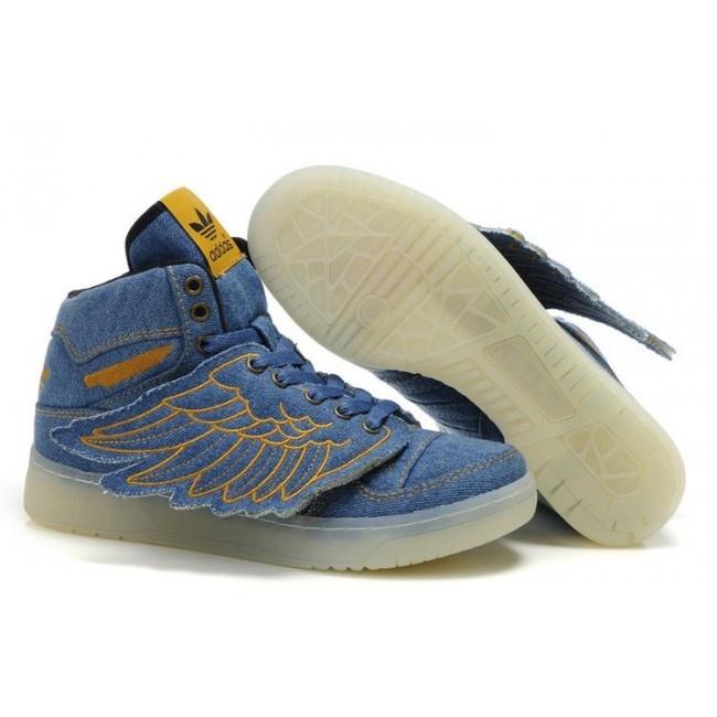 Women's adidas Originals x Jeremy Scott Wings Denim U.S. $ 103.99 http://www.jeremyscottvip.com/fr/