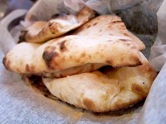 Thermomix Recipes: Thermomix Naan Bread Recipe