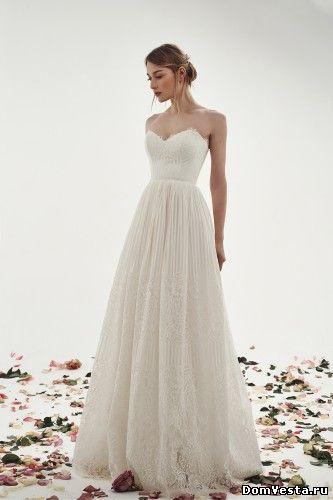 Свадебное платье #16 608 фото