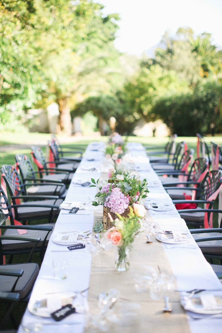 Simple outdoor table decorations - Simple Outdoor Table Decorations